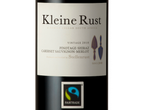 Kleine rust – Cellar Selection Red - Stellenrust - 2015 - red