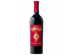 Diamond collection - zinfandel - FRANCIS FORD COPPOLA WINERY - 2017 - red