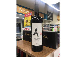 Fausto - Tannat - Pizzato - 2016 - red