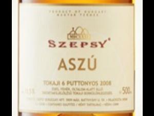 ASZU - SZEPSY - 2008 - white