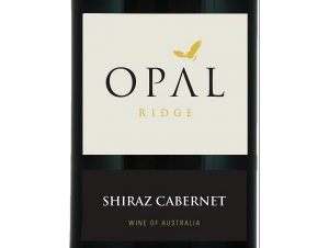 Shiraz – Cabernet sauvignon - Opal Ridge - 2016 - red