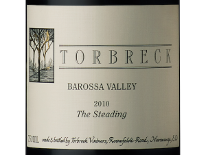 The steading - grenache, syrah, mataro - TORBRECK - 2014 - red
