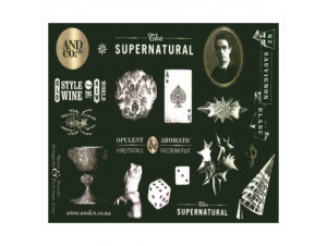 The Supernatural - SUPER-NATURAL WINE C° - 2017 - white