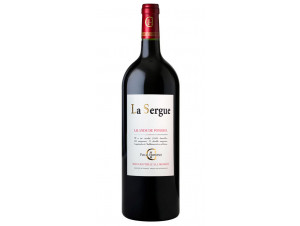 La Sergue - Vignobles Chatonnet - 2011 - red