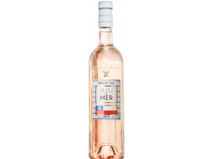 Bleu de Mer Chili - Bernard Magrez - 2018 - rose
