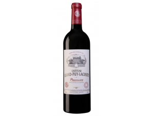Château Grand-Puy-Lacoste - Château Grand-Puy-Lacoste - 2012 - red