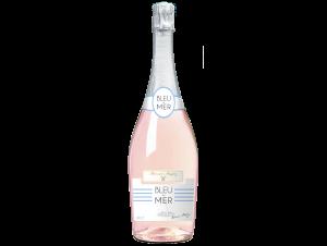 Bleu de mer Bulles Rosé - Bernard Magrez - No vintage - sparkling