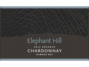 RESERVE CHARDONNAY - ELEPHANT HILL - 2015 - white