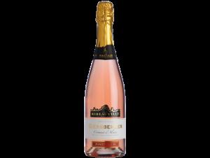 Crémant Giersberger Pinot Noir (rosé) - Cave de Ribeauvillé - No vintage - sparkling