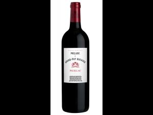 Prélude à Grand-Puy Ducasse - Château Grand-Puy Ducasse - 2015 - red