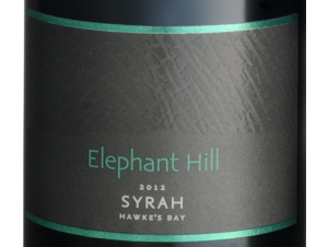 Syrah - ELEPHANT HILL - 2016 - red