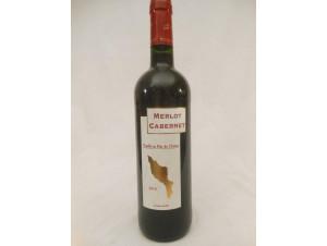 Merlot Cabernet - Vignoble Coulon & fils - 2014 - red