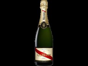 Brut Cordon Rouge - G.H. Mumm - No vintage - sparkling