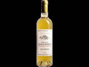 Château Sigalas Rabaud - Château Sigalas Rabaud - 2018 - white