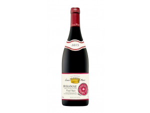 Bourgogne Pinot noir Bio - Louis Max - 2015 - red