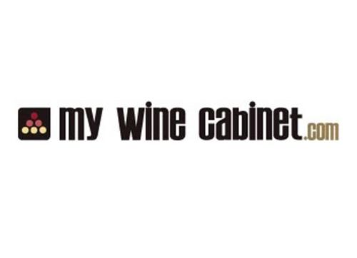 My wine cabinet